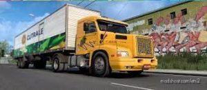Volvo EDC ETS 2 Rotas Brasil [1.41.X] for Euro Truck Simulator 2