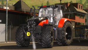 Steyr Profi CVT V2.0 for Farming Simulator 19