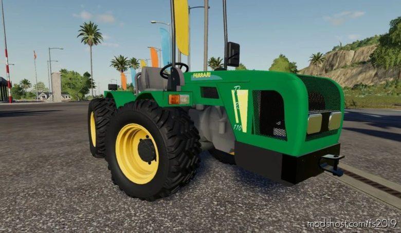 Ferrari Thor 75 for Farming Simulator 19