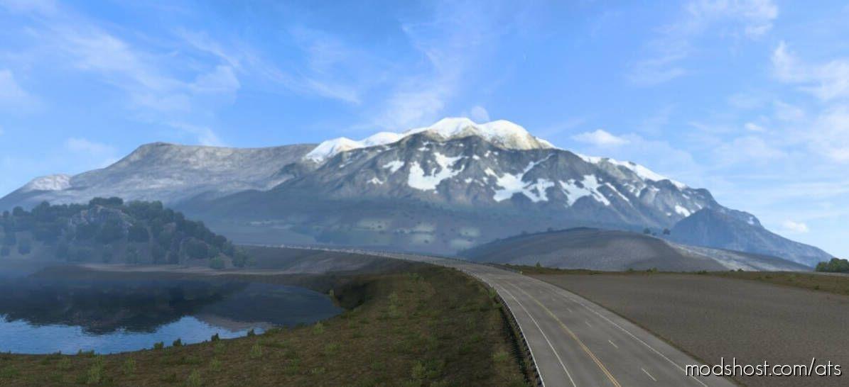 Route Alaska V1.1.0 for American Truck Simulator
