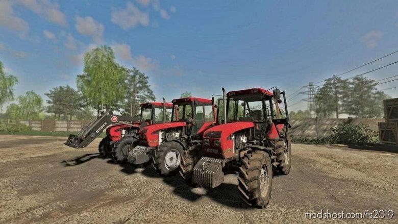 MTZ 1025.3 for Farming Simulator 19
