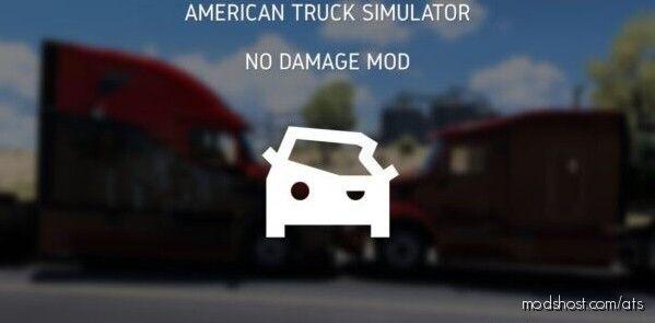 NO Damage Mod V1.0.0.2 [1.41] for American Truck Simulator