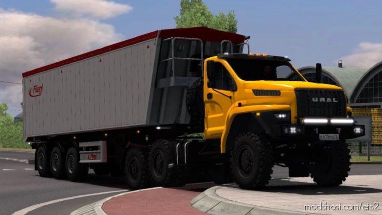 Ural Next 2015 [1.40 – 1.41] for Euro Truck Simulator 2