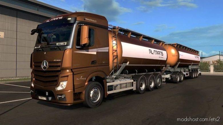 Feldbinder KIP Rigid Addon For Tandem Addon By Kast V1.6 [1.41.X] for Euro Truck Simulator 2