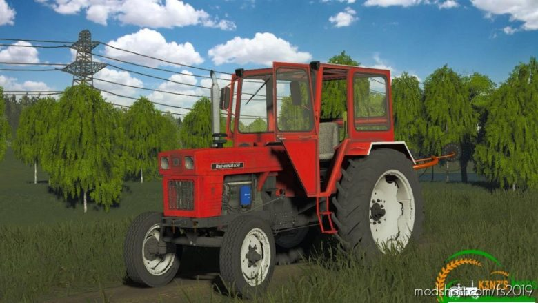 Universal 650 IF for Farming Simulator 19