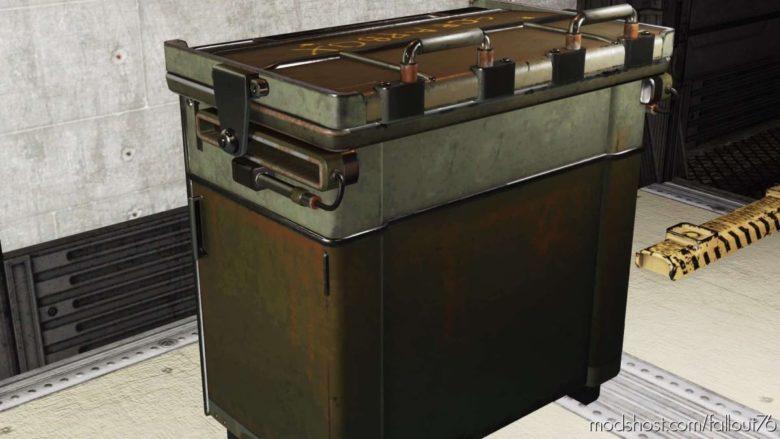Scavenger Scrapbox for Fallout 76