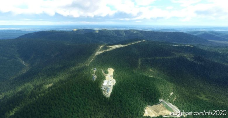 Nixon Fork Gold Mine (AK40) for Microsoft Flight Simulator 2020