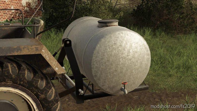 Barrel 600L for Farming Simulator 19