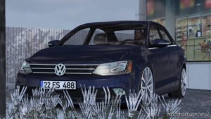 Volkswagen Jetta V1R70 [1.41.X] for Euro Truck Simulator 2