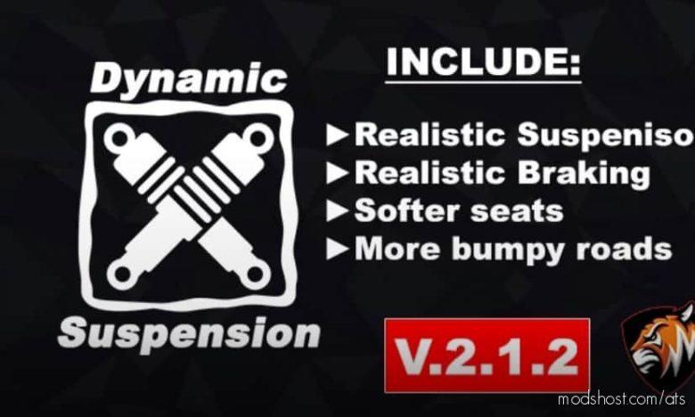 Dynamic Suspension [1.41.X] for American Truck Simulator
