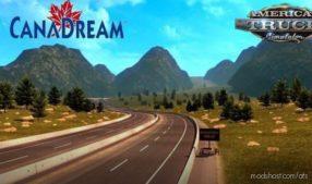 Canadream V2.41 [1.41] for American Truck Simulator