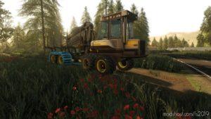 Ponsse Caribou for Farming Simulator 19