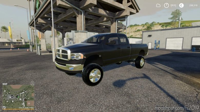 2003 Dodge 3500 for Farming Simulator 19
