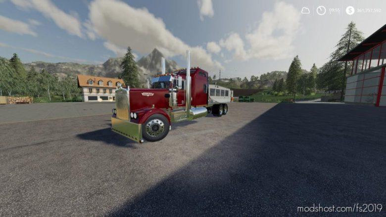 Kenworth W900 Pack VE Update for Farming Simulator 19