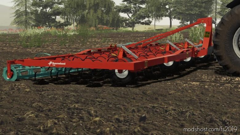 Kverneland TLD 91 V1.1 for Farming Simulator 19