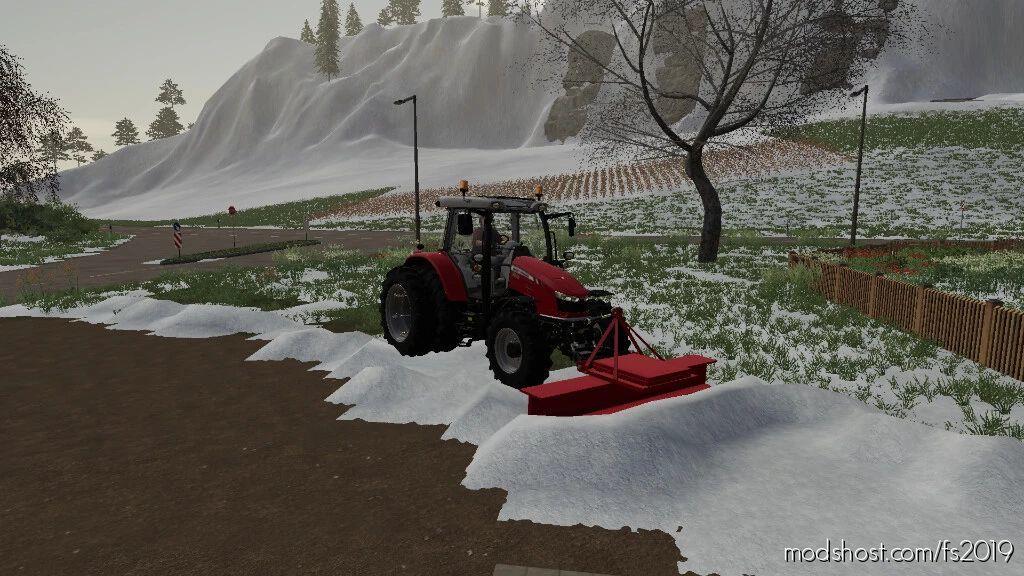 Tapan Leveler for Farming Simulator 19