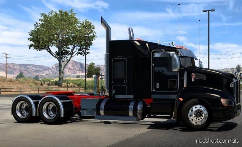 Kenworth T600/T660 [1.41] for American Truck Simulator