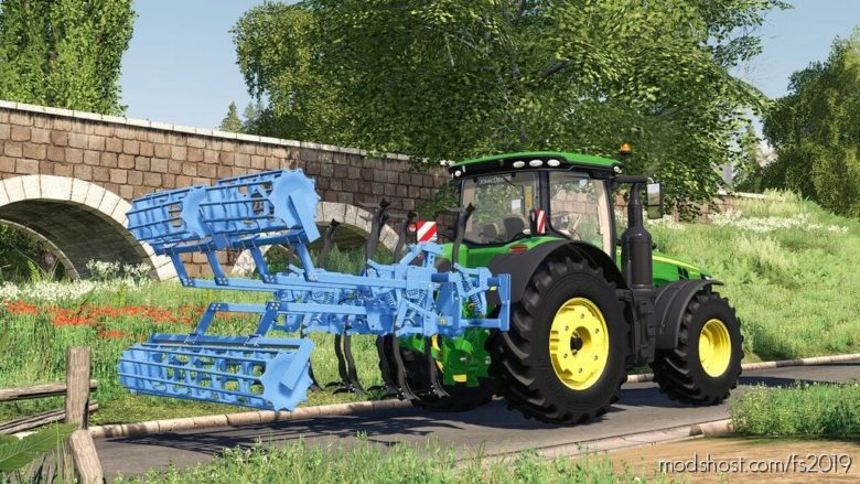 Rabe Bluebird 6000 for Farming Simulator 19