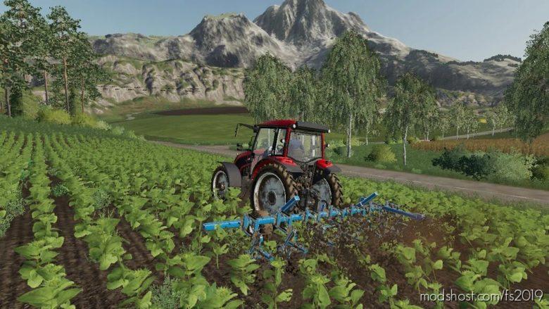 Lizard Weeder for Farming Simulator 19