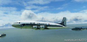 Pmdg_Dc6B_Afr_F-Bhva for Microsoft Flight Simulator 2020