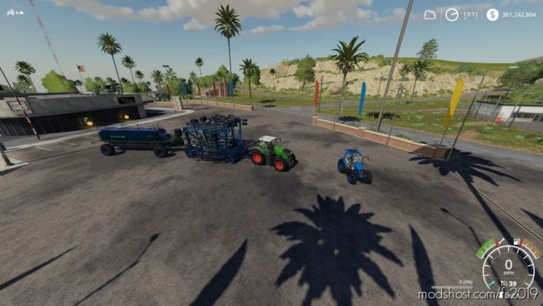 Seed Hawk Pack for Farming Simulator 19