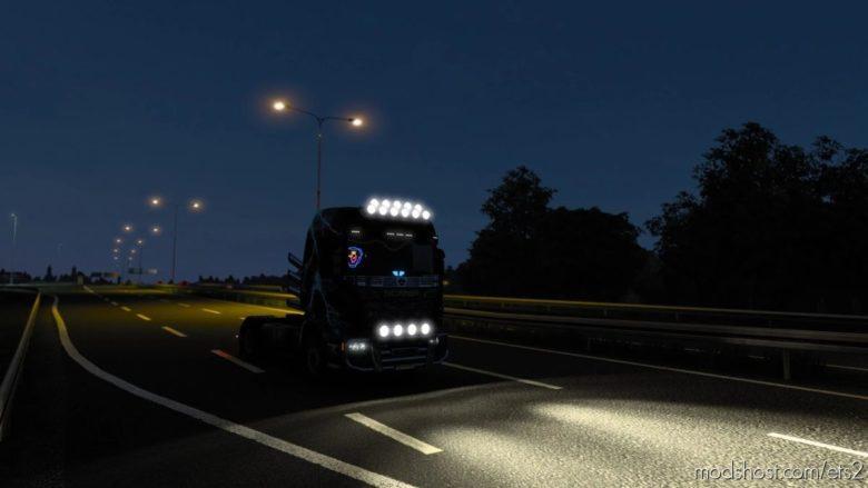 Beautiful Weather (Nice) [1.41.X] for Euro Truck Simulator 2