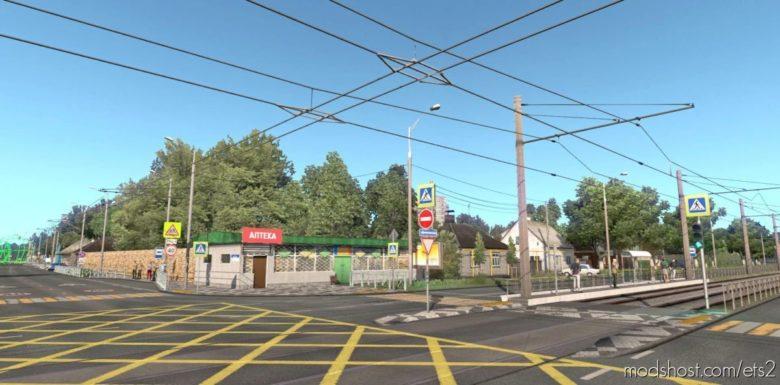 Southern Region V10.5 [1.41.X] for Euro Truck Simulator 2