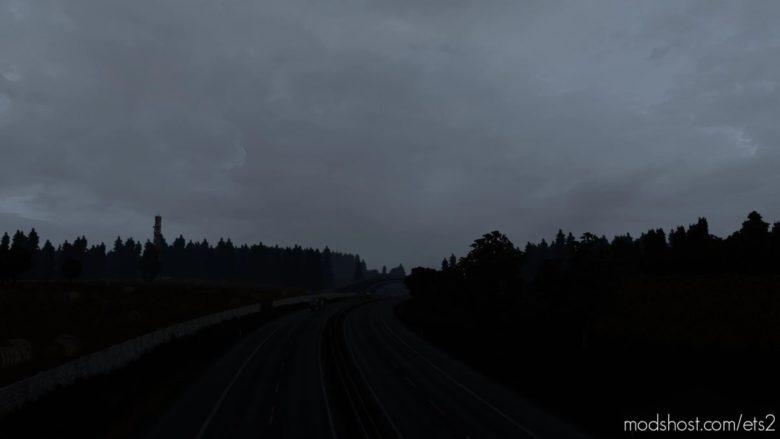 Beautiful Weather (BAD) [1.41.X] for Euro Truck Simulator 2