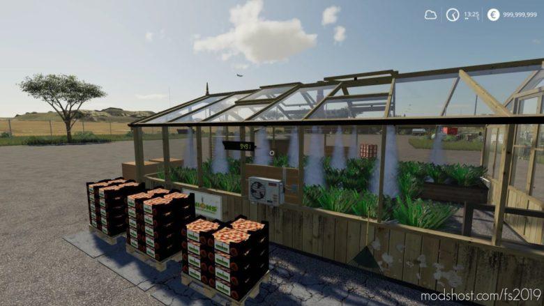 Onion Factory for Farming Simulator 19