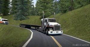 Map Mountain Roads Beta [1.41] for American Truck Simulator