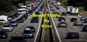 Brutal Traffic V1.5 for American Truck Simulator