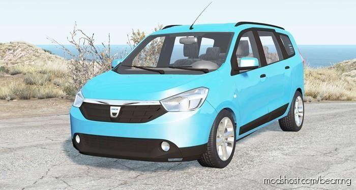Dacia Lodgy 2012 for BeamNG.drive