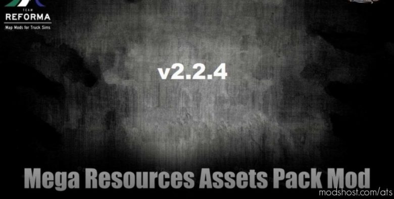Mega Resources Mod V2.2.4 [1.41.X] for American Truck Simulator