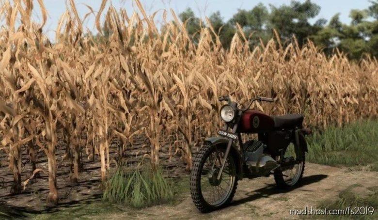 Jawa Mustang VIP for Farming Simulator 19