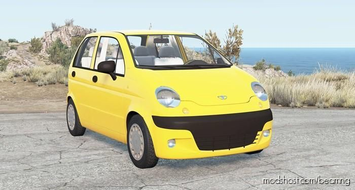 Daewoo Matiz for BeamNG.drive