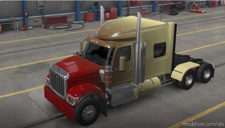 Fades For HX520 for American Truck Simulator