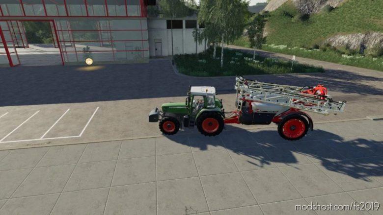 Sprayers Pack for Farming Simulator 19