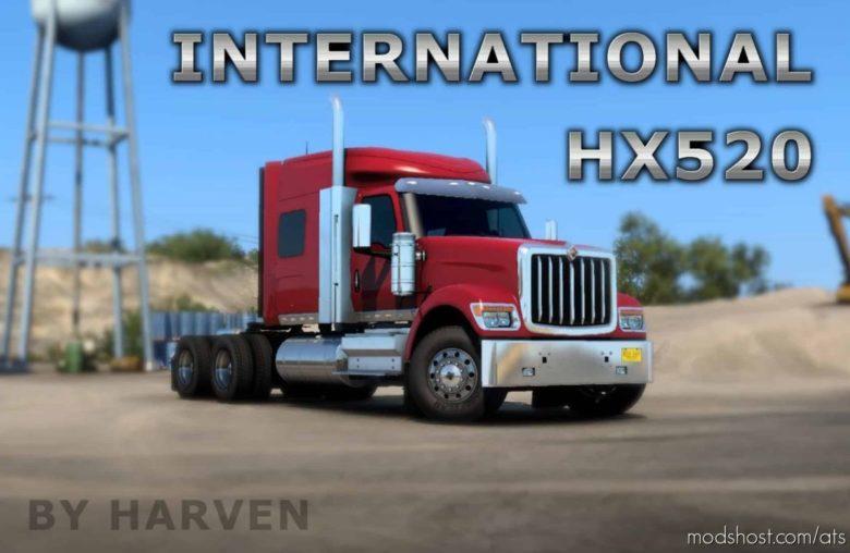 International HX520 2022 Truck for American Truck Simulator