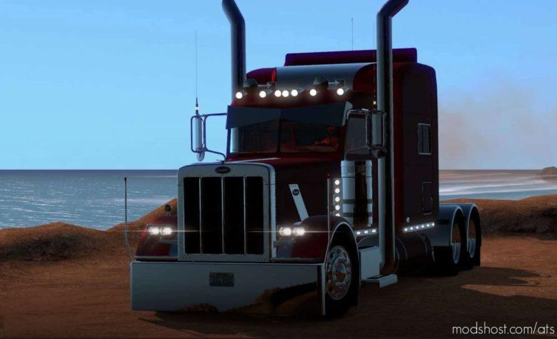 Peterbilt 389 Modified Truck V2.3 [1.41] for American Truck Simulator