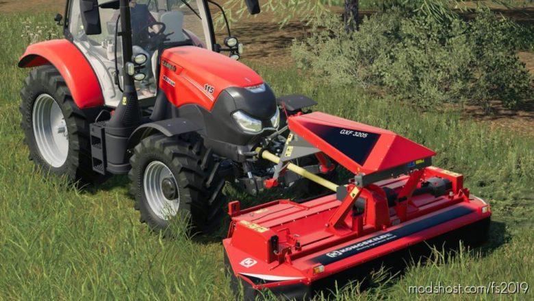 Kongskilde GXF 3205 V2.0.0.1 for Farming Simulator 19