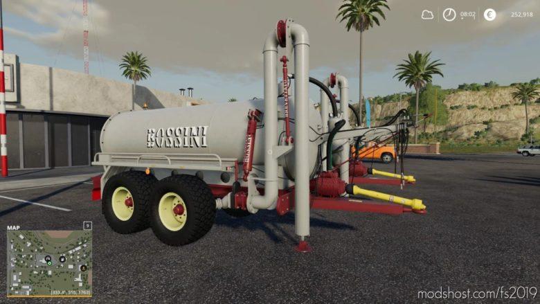 Bossini RA100 for Farming Simulator 19