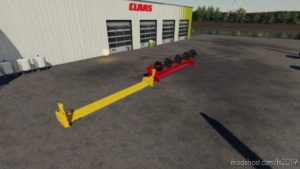 Case IH Cutter BAR 6M70 for Farming Simulator 19