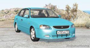 Hyundai Accent Sedan 2003 for BeamNG.drive