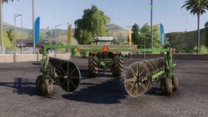 Hs/Frontier HAY Rake for Farming Simulator 19