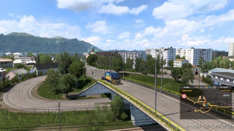 Ukraine Expansion V0.5 [1.41.X] for Euro Truck Simulator 2