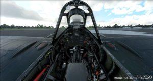 Spitfire L.F MK IXC Dark Gray Cockpit for Microsoft Flight Simulator 2020