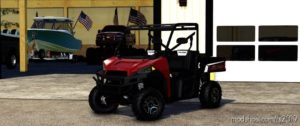 2019 Polaris Ranger for Farming Simulator 19