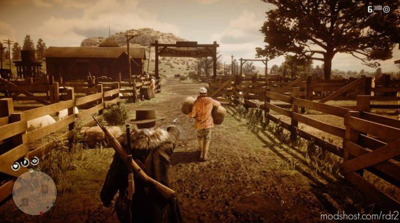 NO Deadeye Highlight for Red Dead Redemption 2