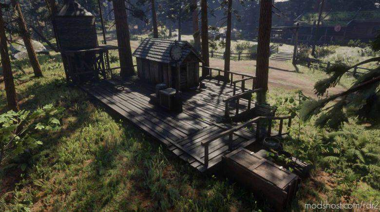 Manzanita Post RDR1 for Red Dead Redemption 2