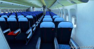 AIR France 2021 CS-B777 Interior for Microsoft Flight Simulator 2020